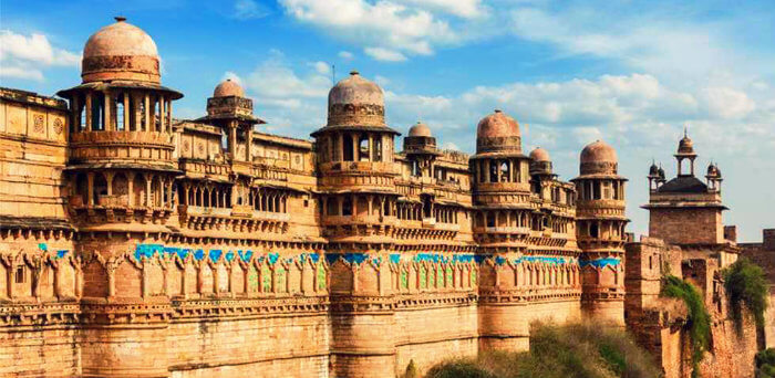 Gwalior fort madhya pradesh the backpackers group